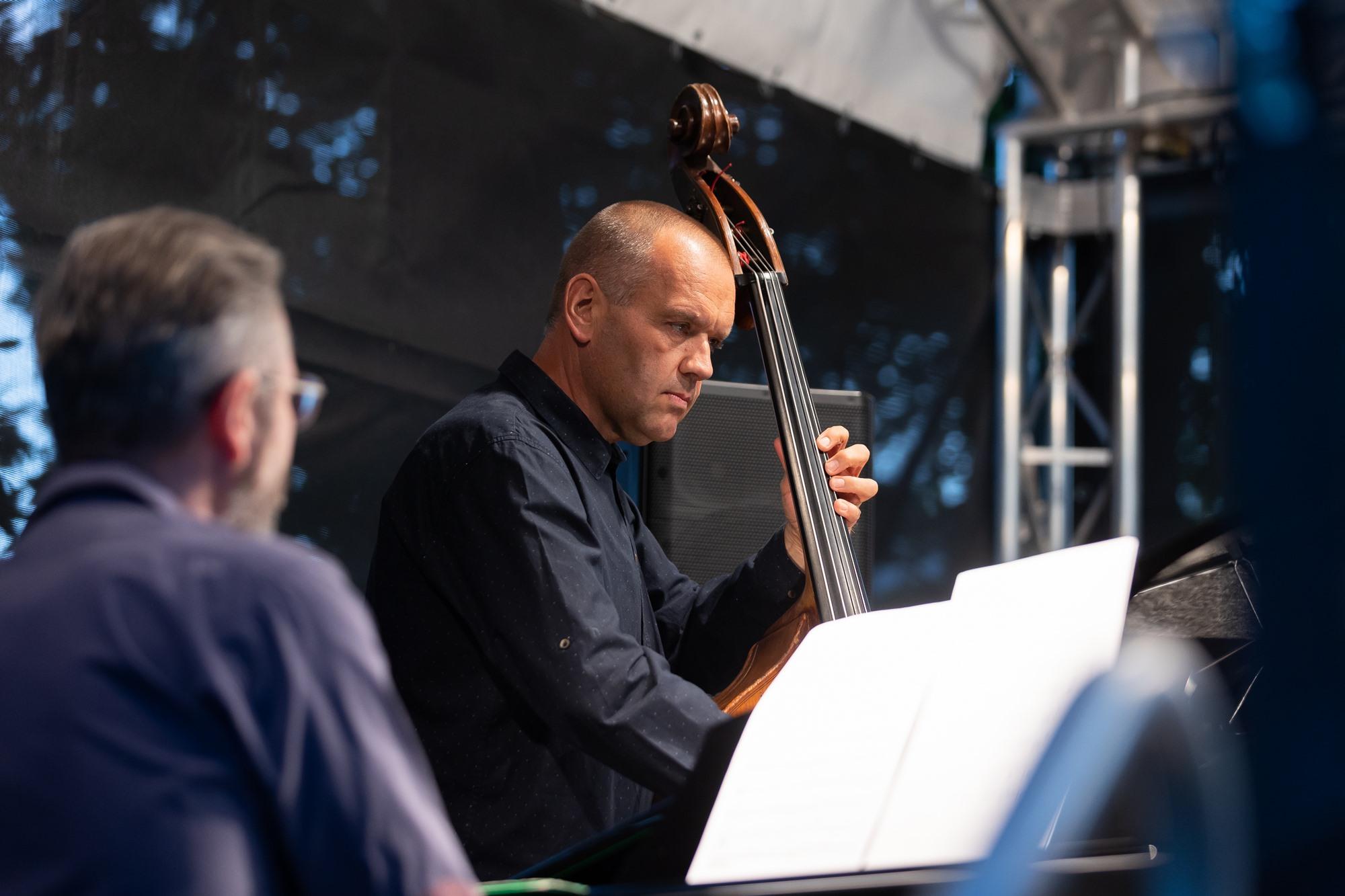 Piotr Baron Quintet Wodecki Jazz Koncert