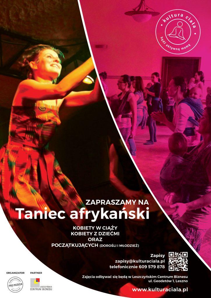 plakat_taniec_afrykanski